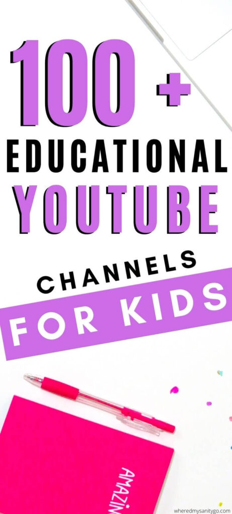 Educational YouTube Channels