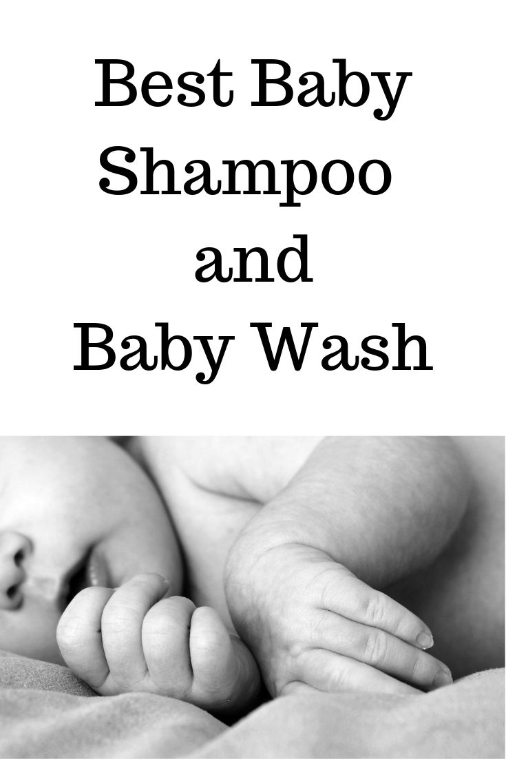 BEST BABY SHAMPOO AND SOAP