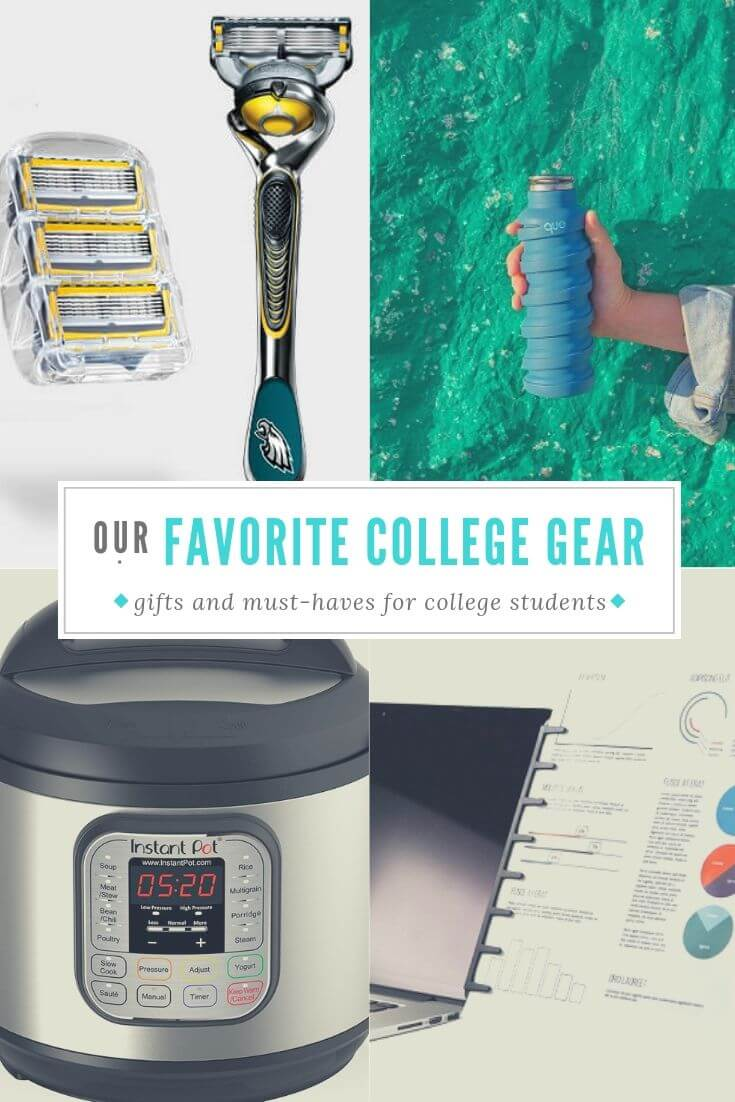 College Gear To Start Their Year Off Right: Back To School