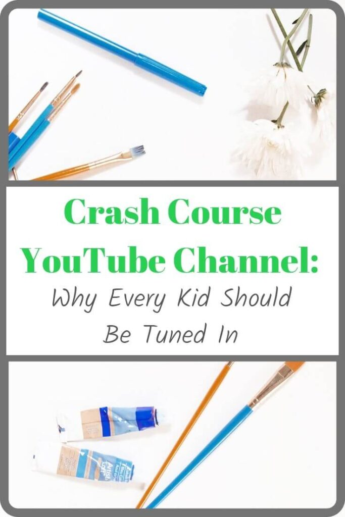 crash course youtube