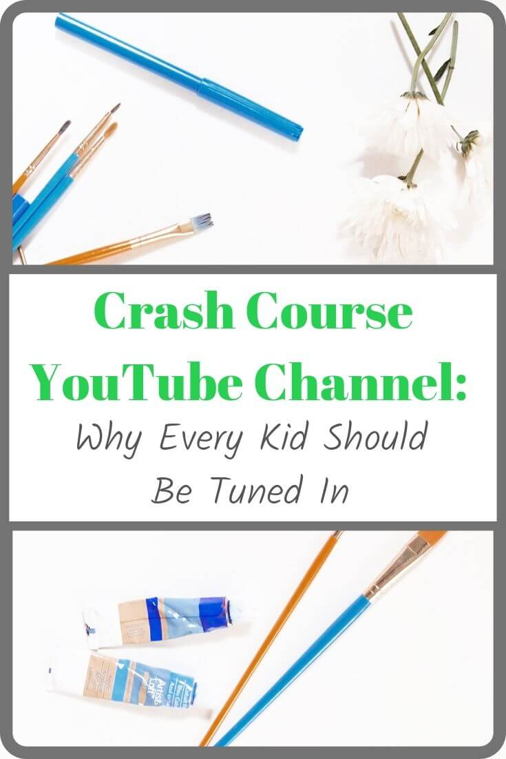 crash course youtube