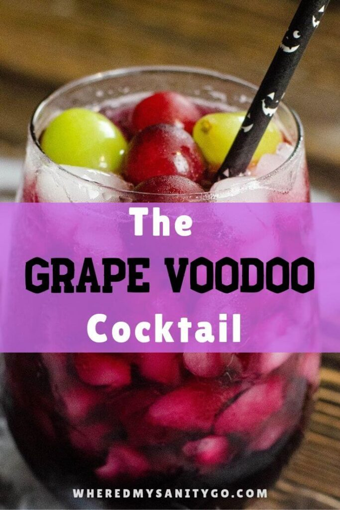 Grape Cocktail Recipe