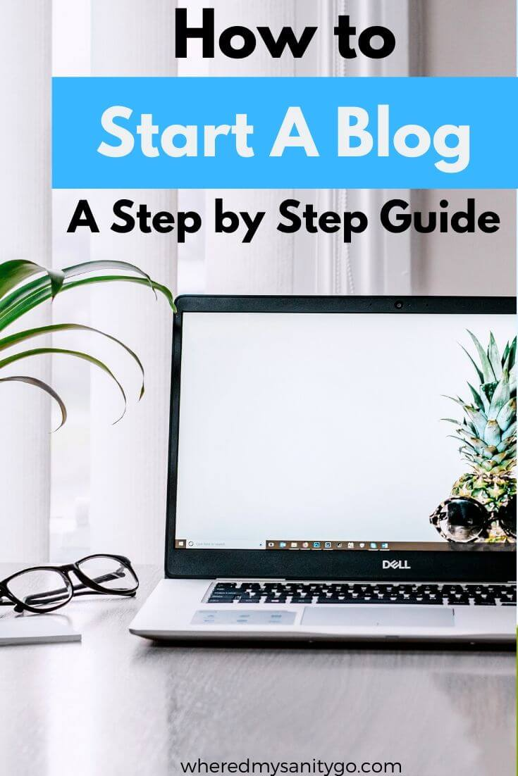 Ultimate Guide to Starting A Blog