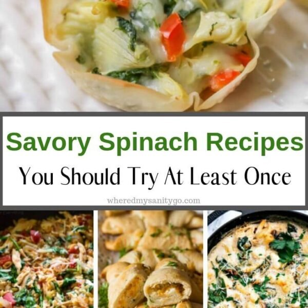 spinach recipes you should try