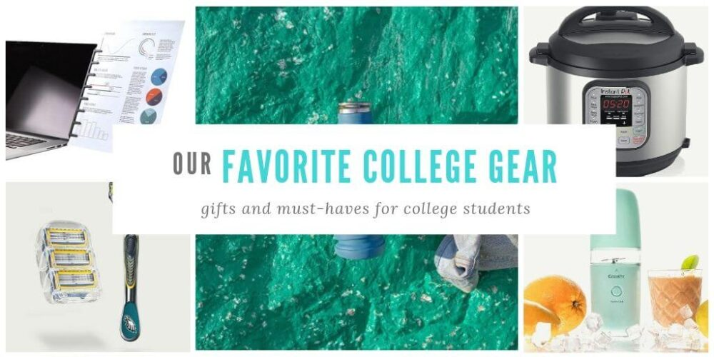 college gear for back to school