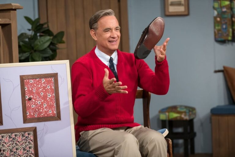 Tom Hanks is Mister Rogers in A Beautiful Day in the Neighborhood trailer