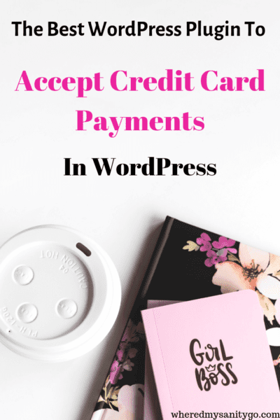 The best plugin to help Mompreneurs accept credit card payments in WordPress. It's also one of the best and most popular contact form plugins available.