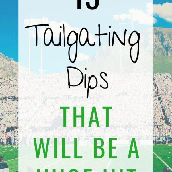 Tailgating dips