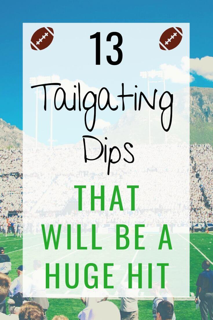 13 Tailgating Dips That Will Leave You Craving More