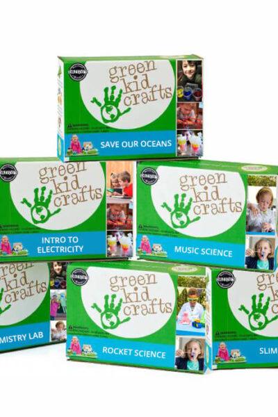 Green Kids Crafts Black Friday