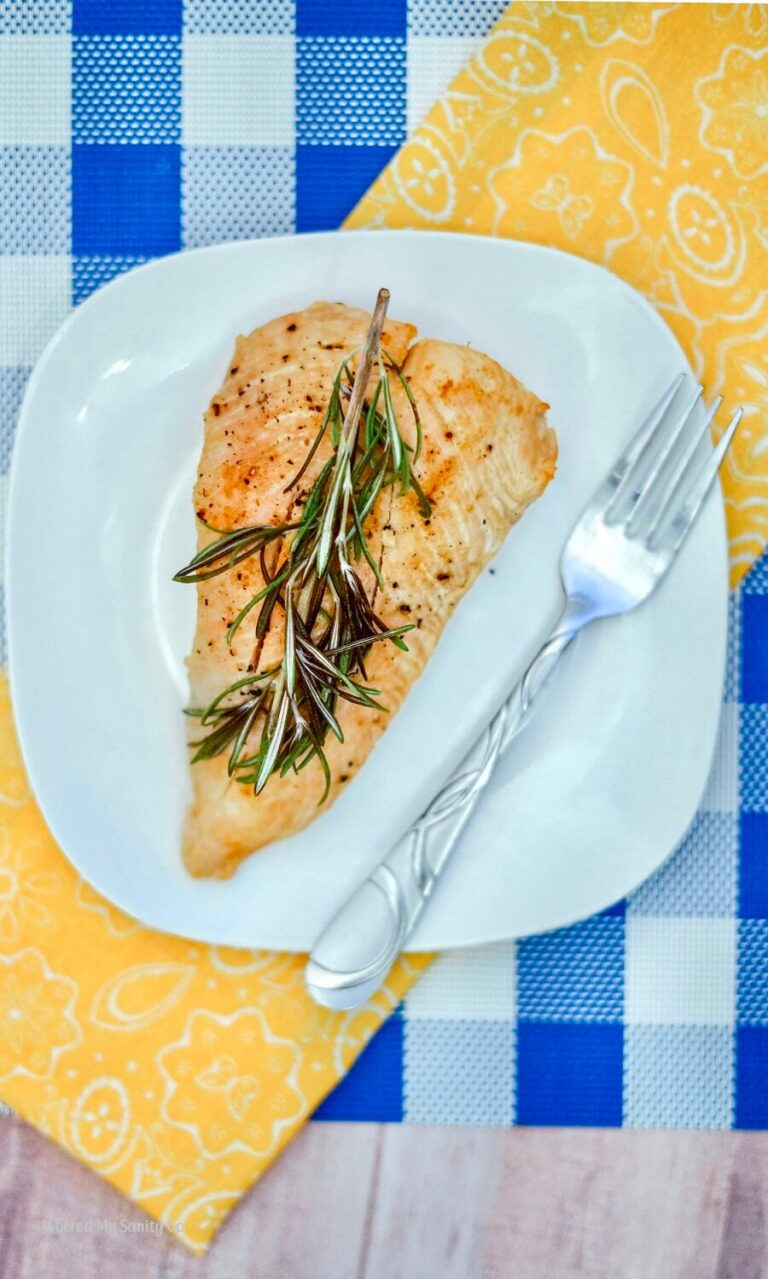 Baked Turkey Tenderloin Recipe