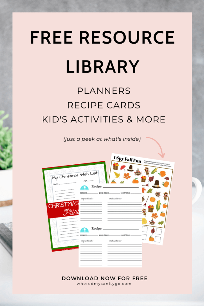 Free Printable Library