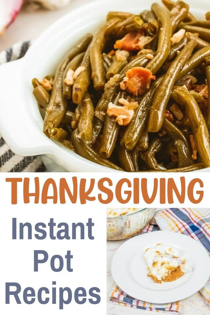 Instant Pot Thanksgiving Recipes To Help You Save Time on Turkey Day