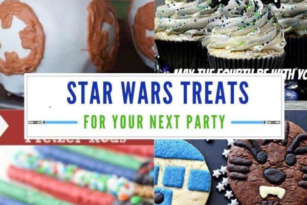 Fun Star Wars Treats