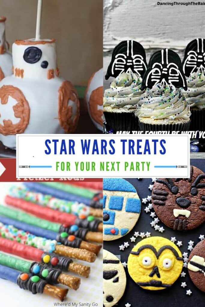 Fun Star Wars Treats