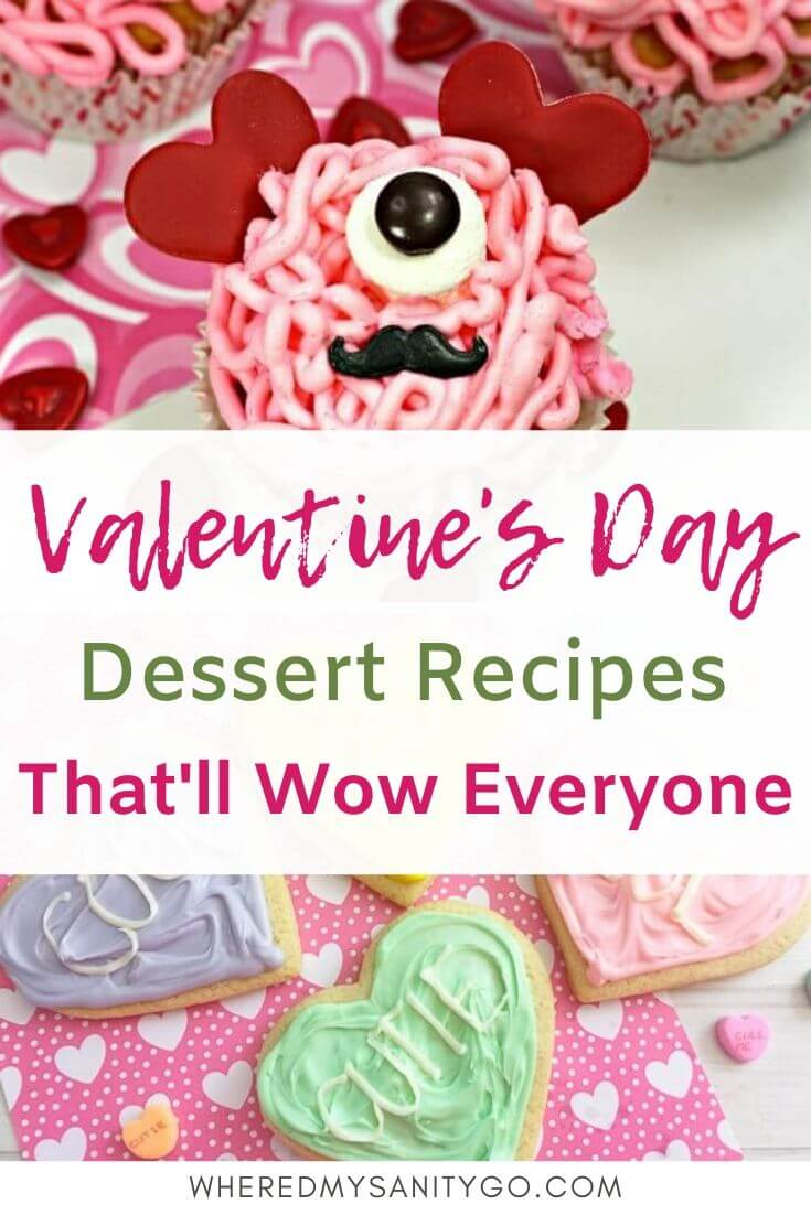 Easy Valentines Day Dessert Recipes That Will Wow Everyone