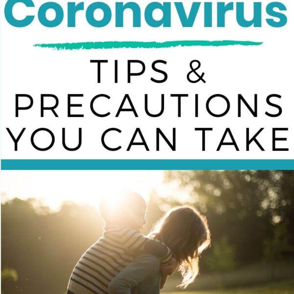 Talking To Kids About The Coronavirus