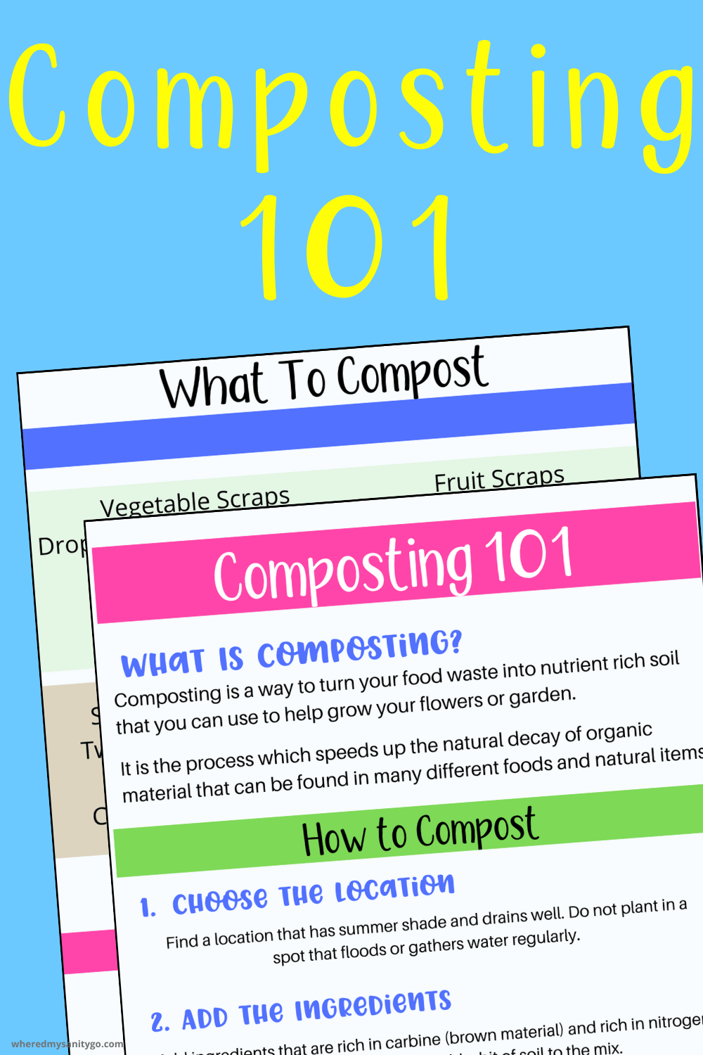 Composting 101 Benefits, Methods & How to Get Started