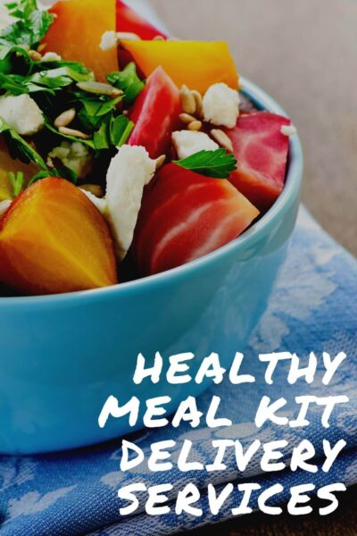 Healthy Meal Kit Delivery Services