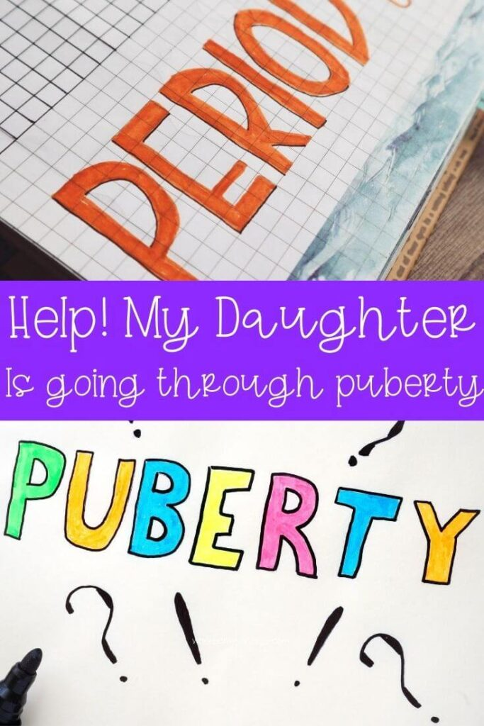 Periods and Puberty: Explaining It To My 10-Year-Old