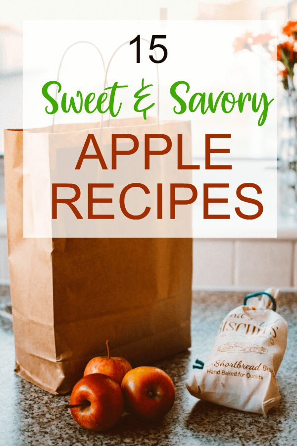 Sweet and Savory Apple Recipes for Fall