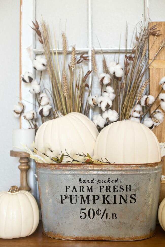 Easy DIY Fall Decor Ideas and Easy Fall Crafts for Adults