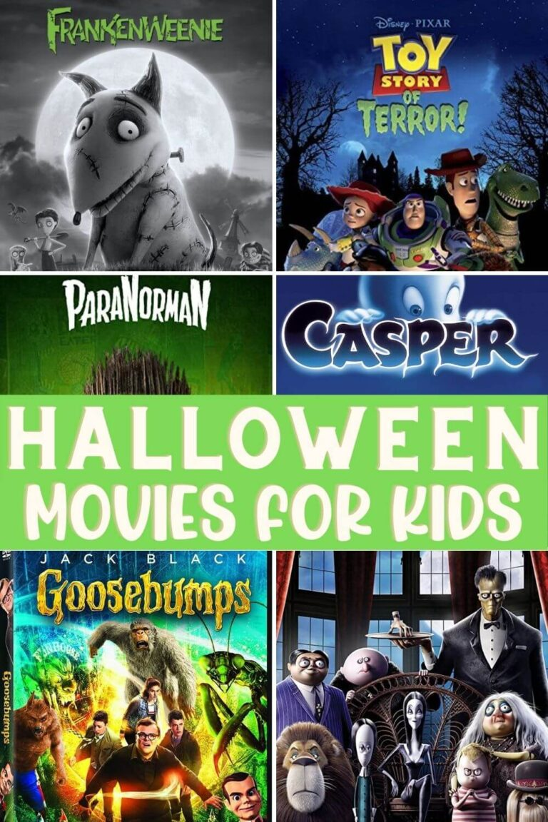 Halloween Movies for Kids Must See Kid Friendly Halloween Movies