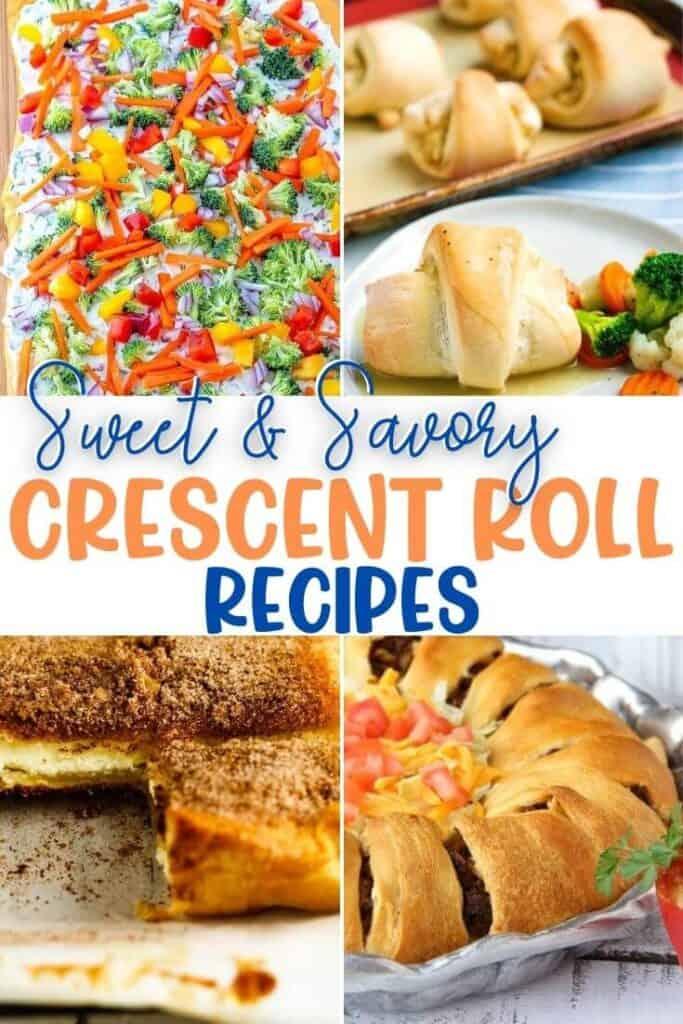Recipes Using Crescent Rolls