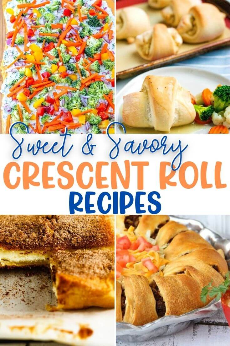 Recipes Using Crescent Rolls