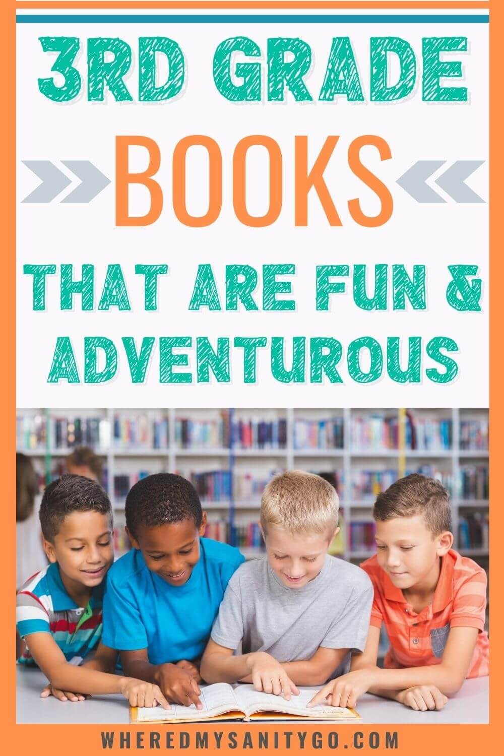 Third Grade Books That Are Fun and Adventurous