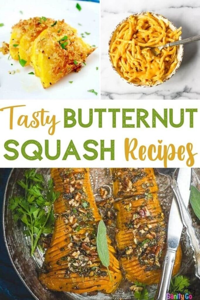 Recipes with Butternut Squash