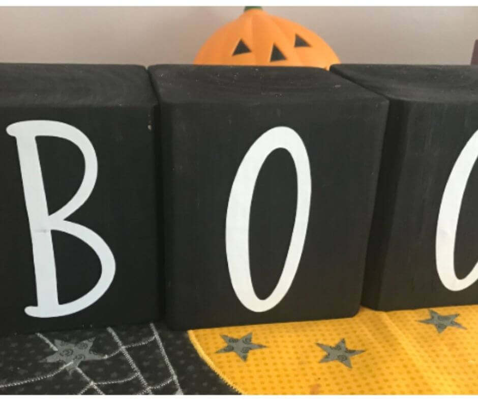 Halloween Cricut Projects