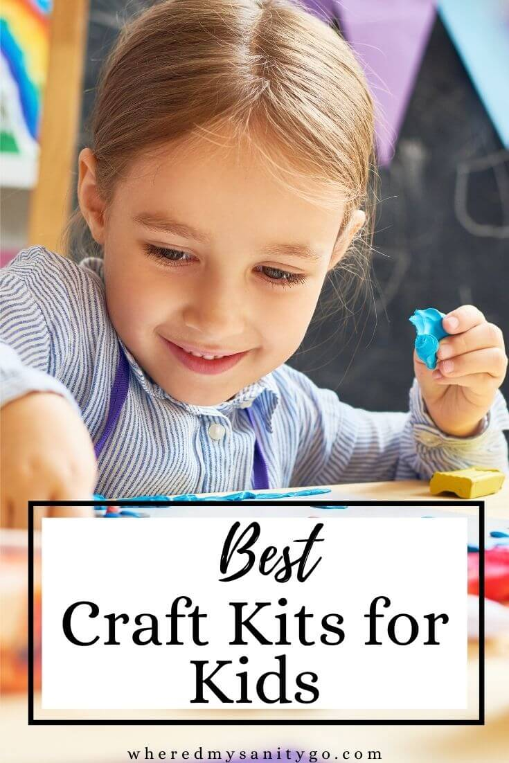 Best Craft Kits for Kids and Art Gifts Kids Will Love