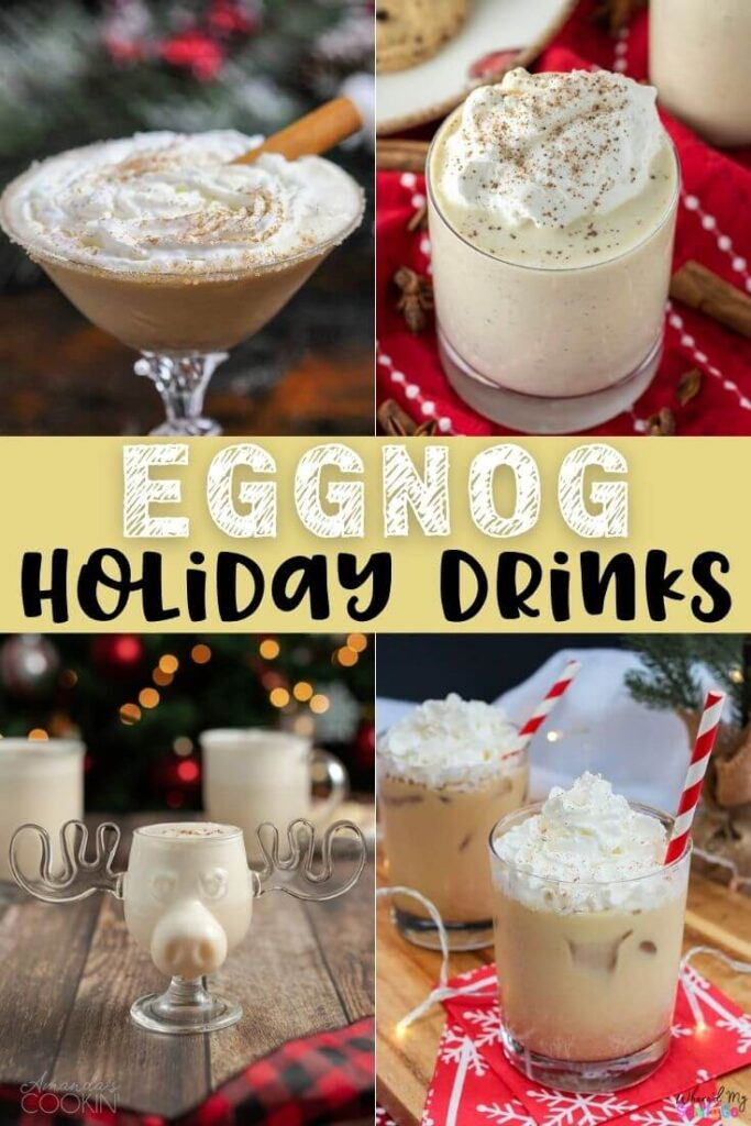 Easy Eggnog Recipes for the Holidays