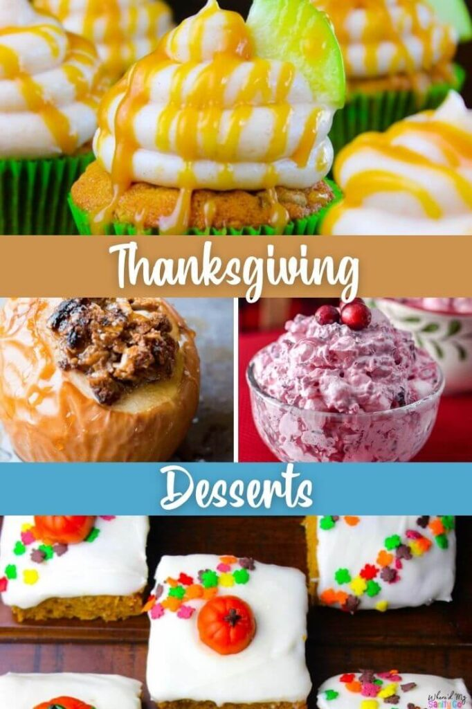 Ideas for Thanksgiving Desserts Easy Cute Desserts for Thanksgiving