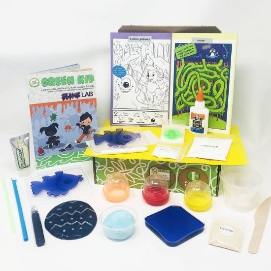 Craft Kits for Kids Holiday Gift Guide 2020