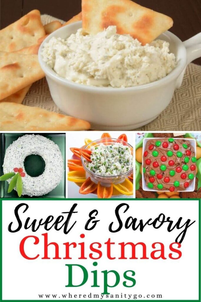 Sweet and Savory Christmas Dips That Are Sure To Impress This Holiday Season