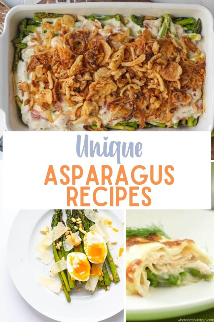Unique Asparagus Recipes