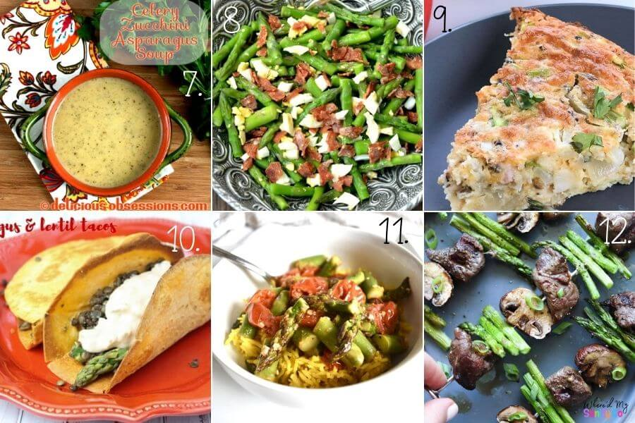 Unique Asparagus Recipes 2