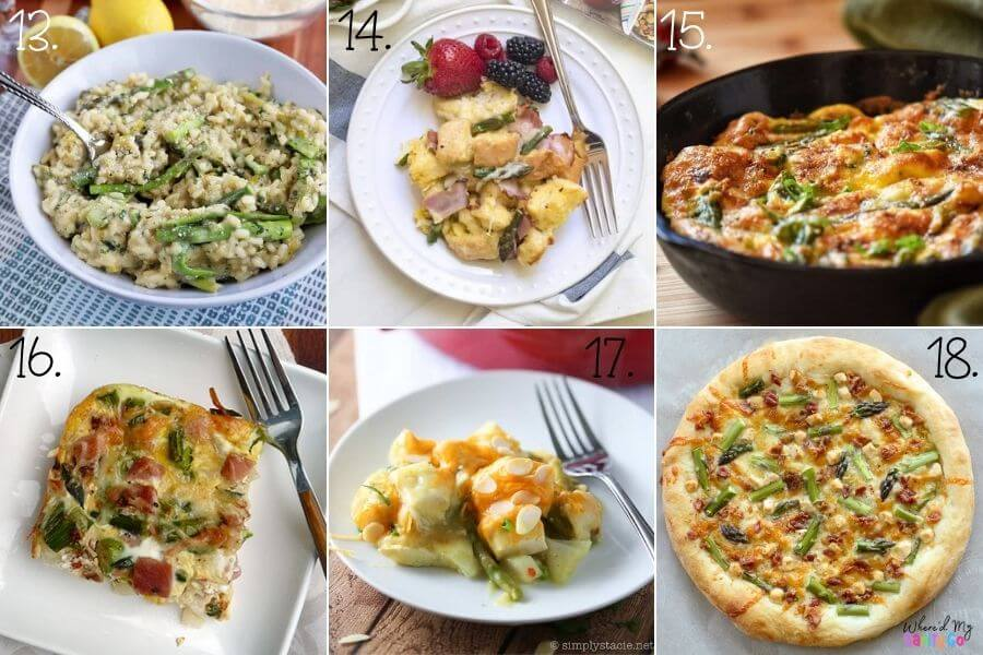 Unique Asparagus Recipes 3