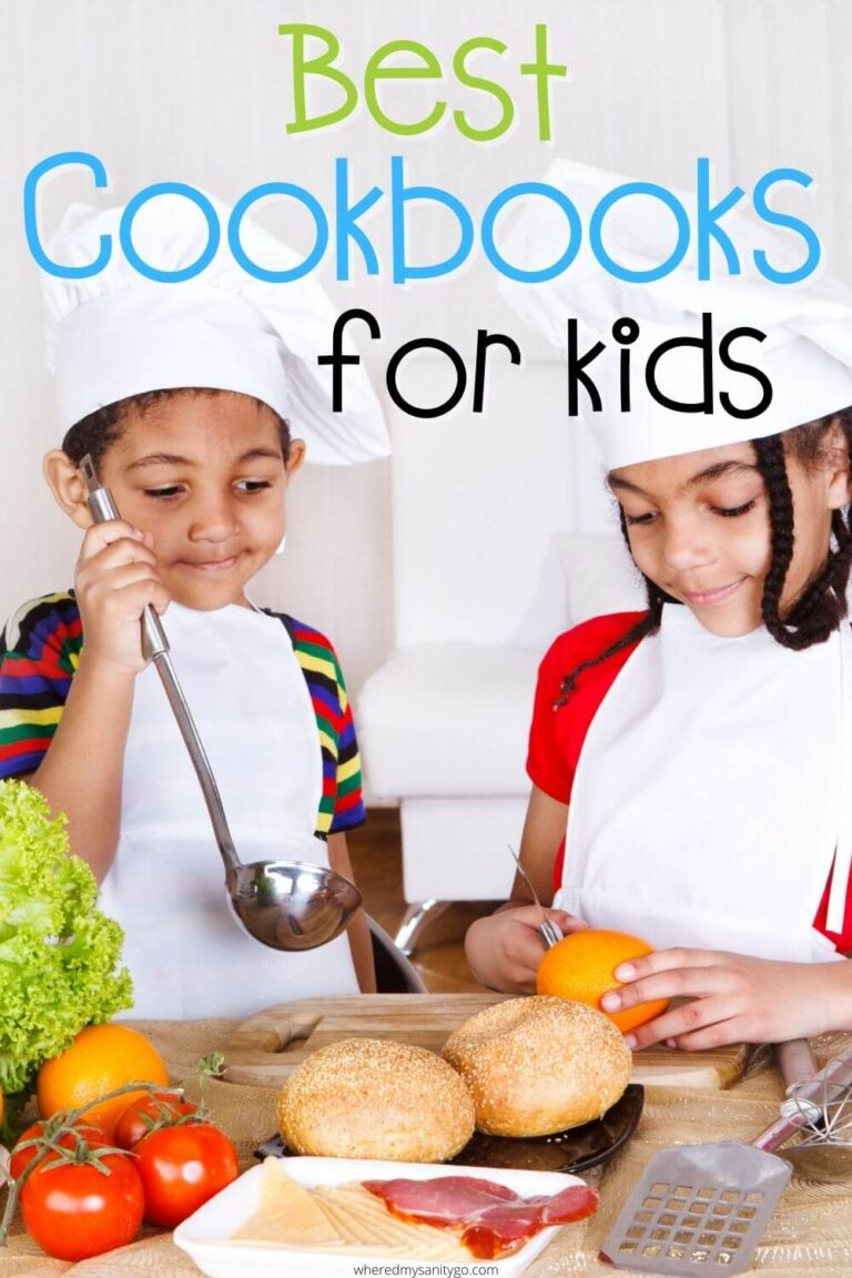 Best Cookbooks for Kids Who Love To Cook and Bake