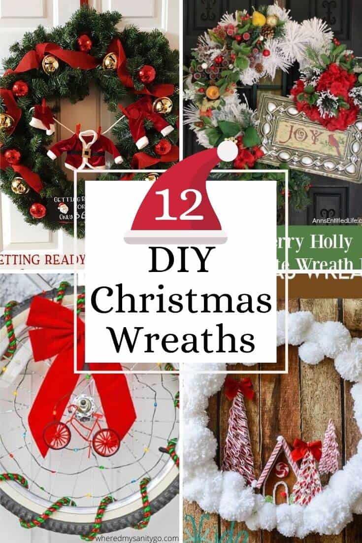 DIY Christmas Wreath Ideas for the Holidays