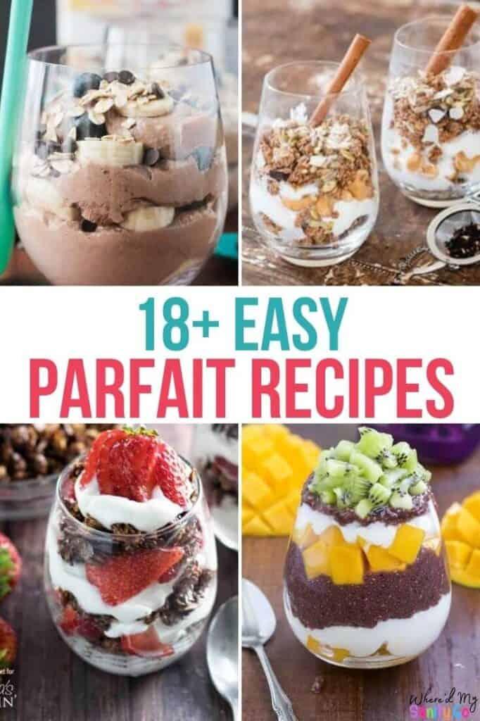 Easy Parfait Recipes