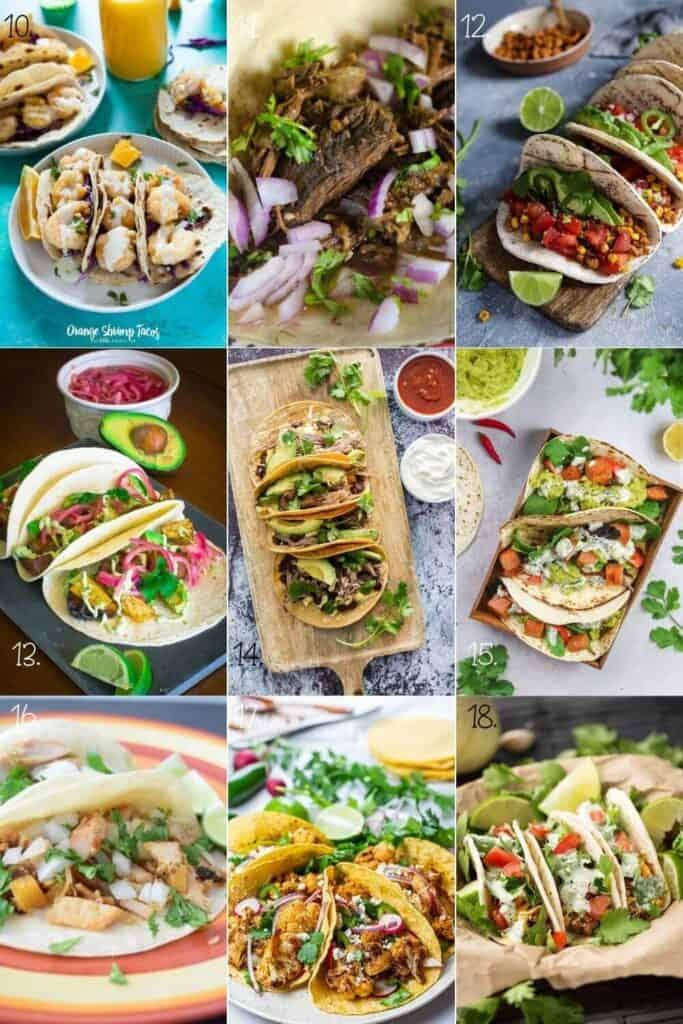 Best Homemade Taco Recipes