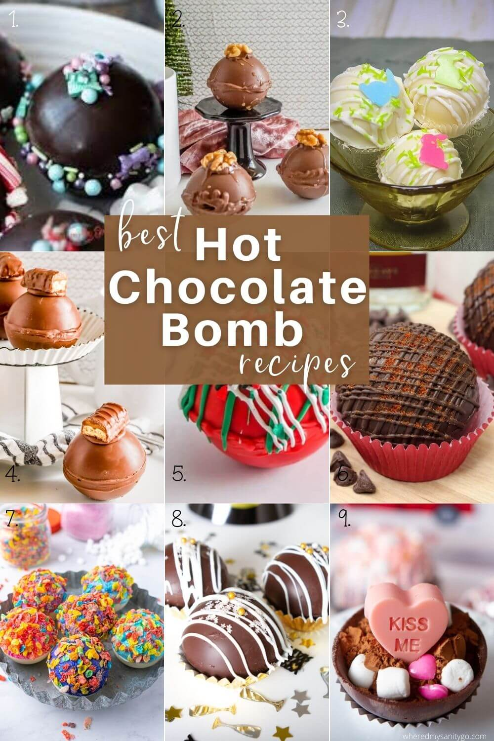 Best Hot Chocolate Bomb Recipes To Try This Winter