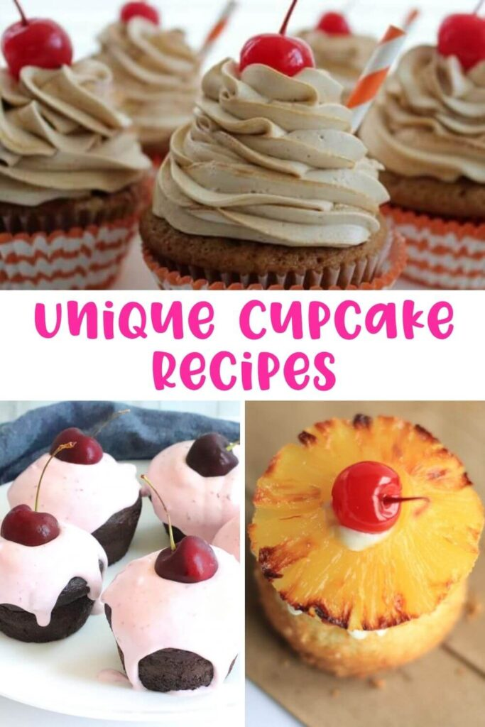 Unique Cupcake Recipes