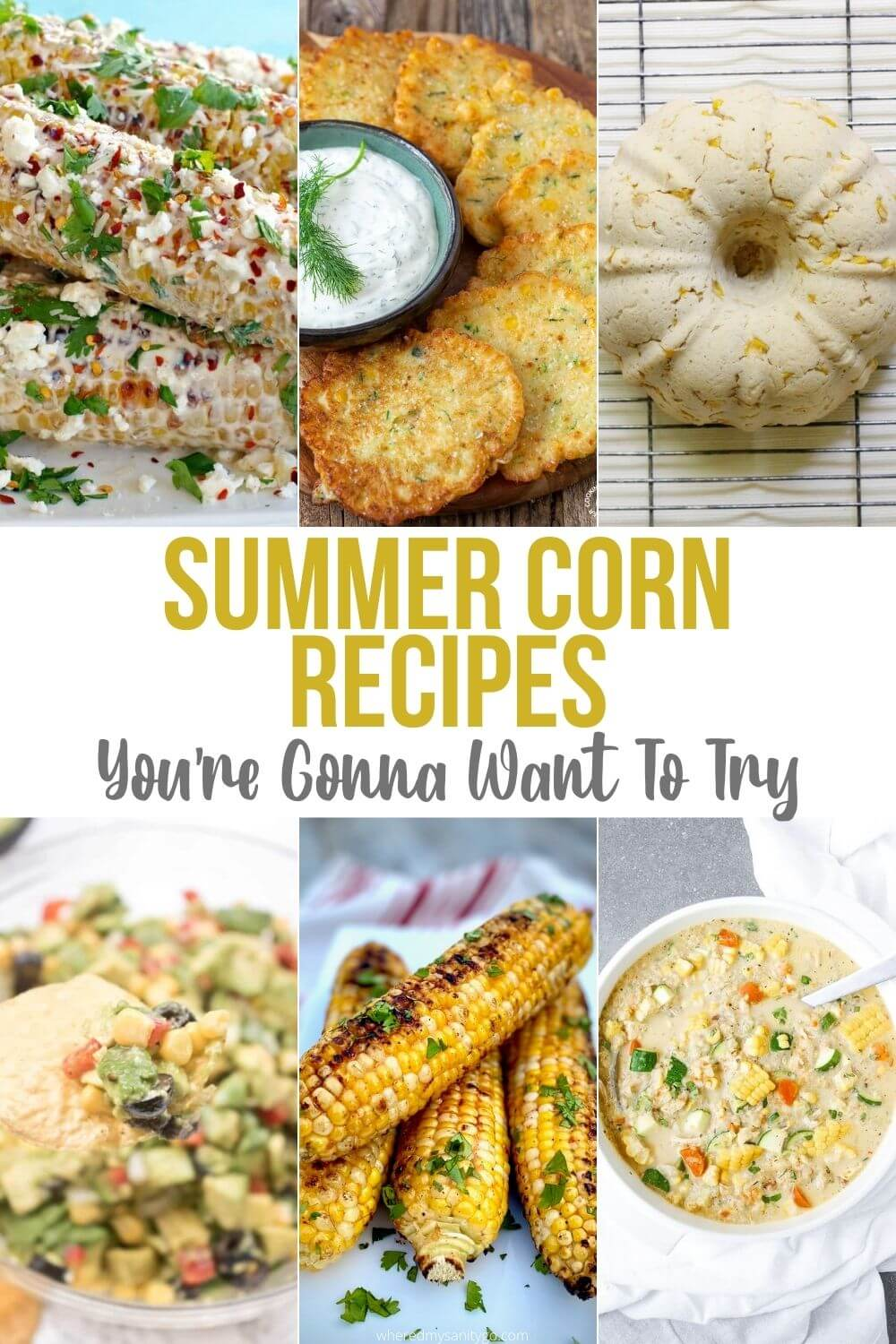 Best Summer Corn Recipes Using Fresh Frozen or Canned Corn