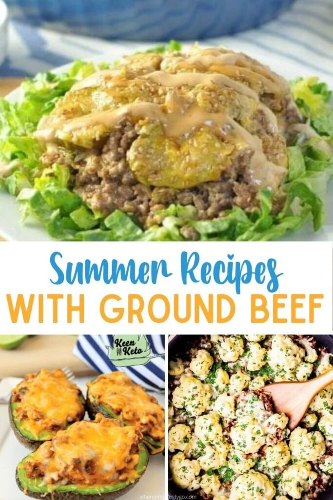 Easy Summer Recipes with Ground Beef The Family Will Love