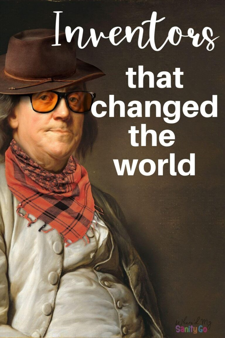 Inventors That Changed the World for the Good