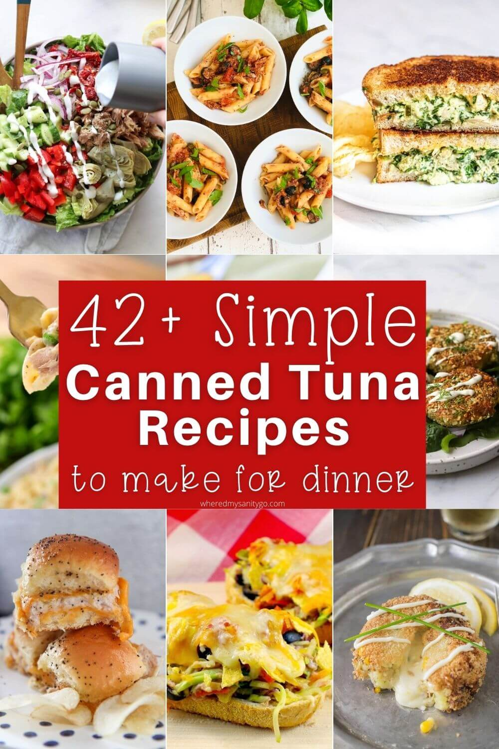 Simple Canned Tuna Recipes That You Can Serve For Dinner